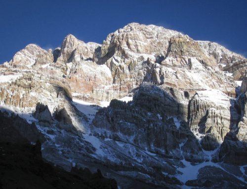 Aconcagua, 6962 m. Ruta normal. El techo de América