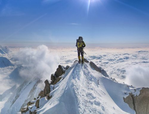 Denali-Mckinley, 6194 m. West Buttress. Normal Route.